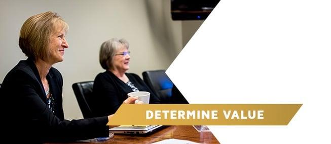 Determine Value