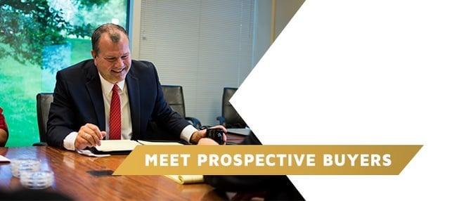 Meet Prospective Buyers