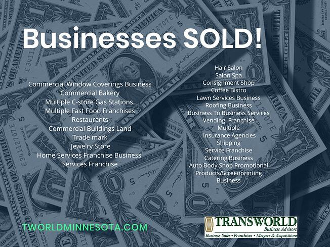 Businesses Sold FB