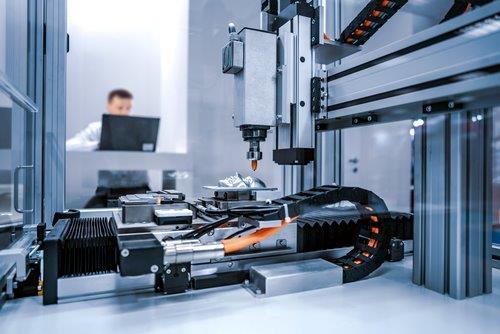 machining - equipment