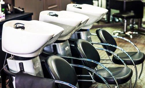 Hair Salon Hair wash station