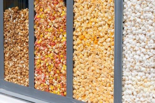 Popcorn-Flavored
