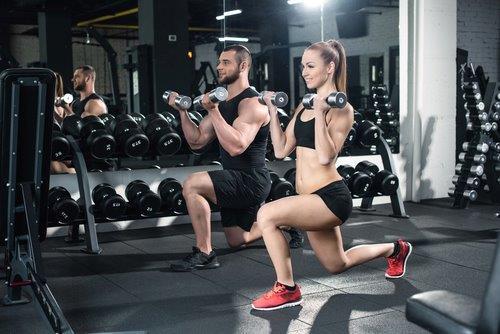 Fitness - training 5